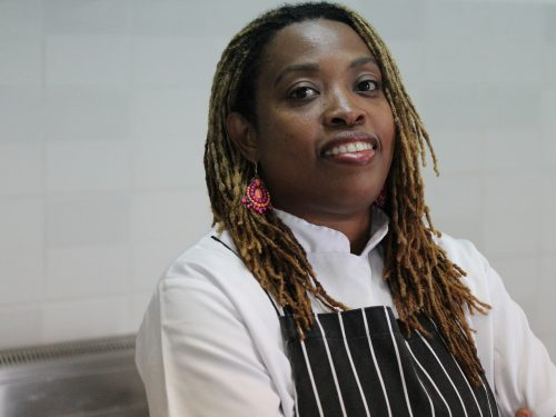 Chef Christelle Vougo Anet