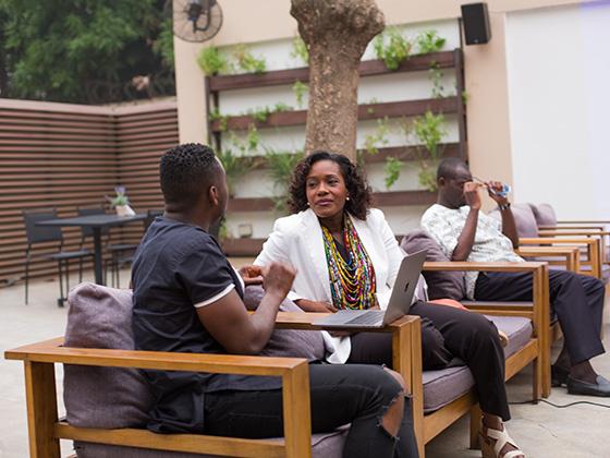 Chefs in africa Talk Ghana