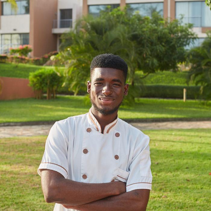 Christopher Akpekou