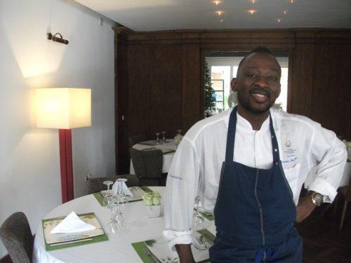 Chef Christian Yumbi