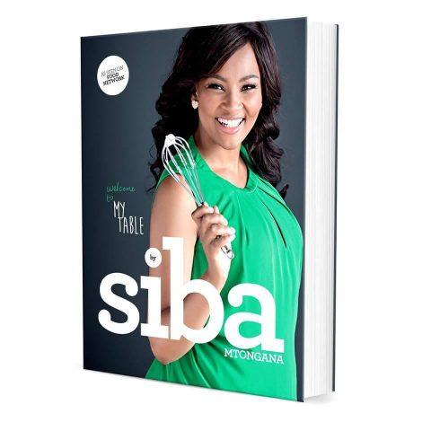 The New COOKBOOK by Siba Mtongana