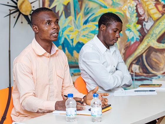 CHEFS in africa TALK ABIDJAN