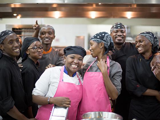 Chefs Table Dinner Kenya at Tribe Hotel